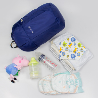 Alameda Travel Lite Diaper Bag