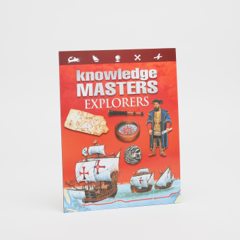 Knowledge Masters Explorers Book