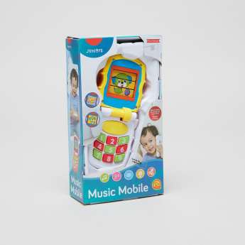 Juniors Music Mobile with Lights and Sound