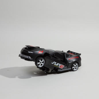 Troopers Fierce Transformer Remote Control Toy Car