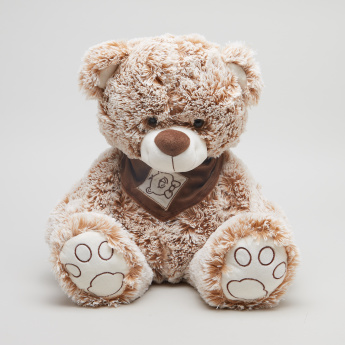Juniors Bear Shaped Soft Toy