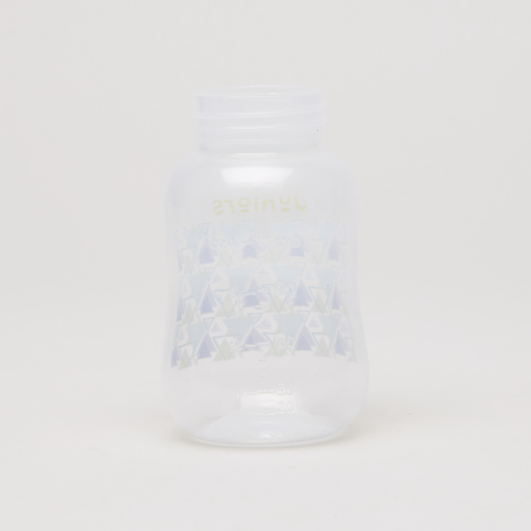 Juniors Printed Feeding Bottles - Set of 3