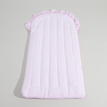 Giggles Nest Bag with Ruffles