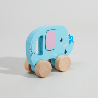 Juniors Clutch Toy Animal with Wheels