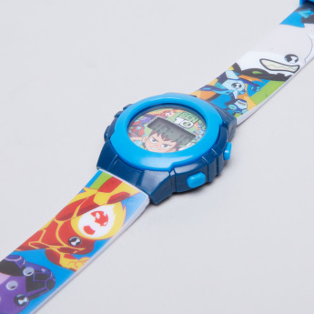 Ben 10 Printed Digital Wristwatch