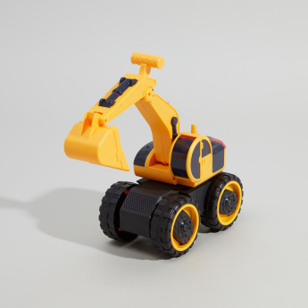 Friction Bulldozer With light and music