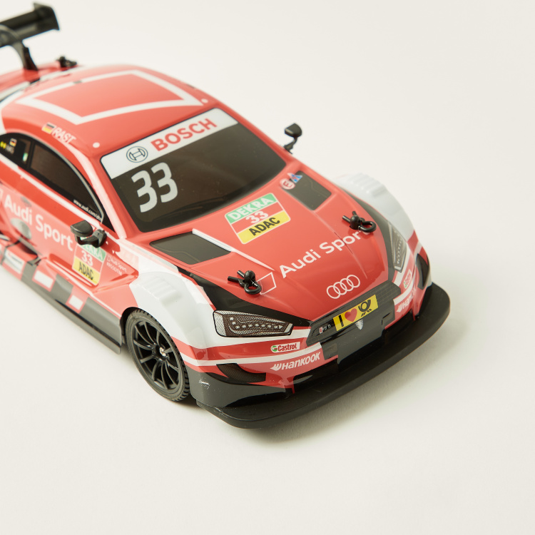 RW Audi RS 5 DTM Toy Car with Remote Control