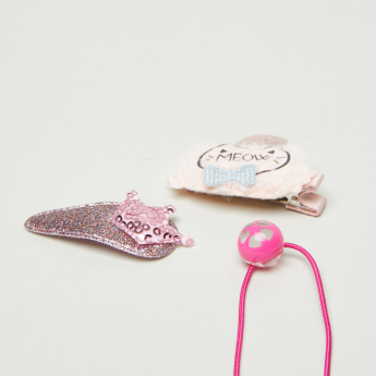 Charmz 8-Piece Hair Accessory Set