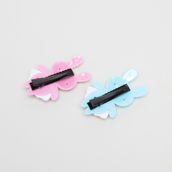 Charmz Embellished Hair Clip - Set of 2