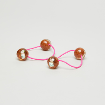 Charmz Hair Ties with Baubles - Set of 2