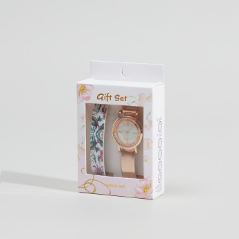 Charmz Watch Gift Set