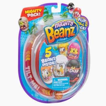 Mighty Beanz Wacky Track Playset