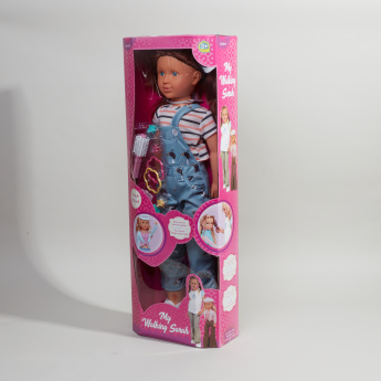 Juniors My Walking Sarah Doll Playset