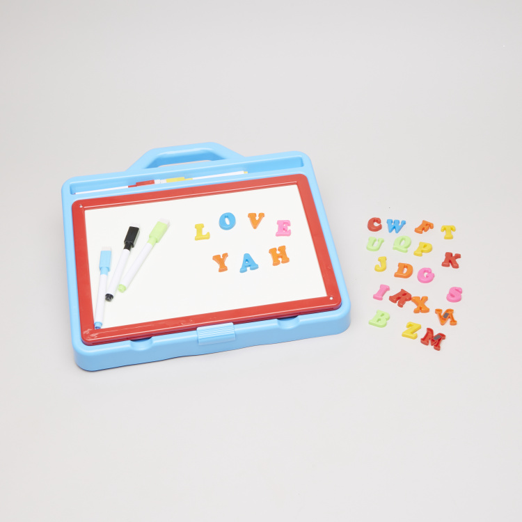 2-in-1 Drawing Board Playset