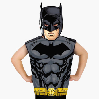 Rubie's Batman T-Shirt and Mask - Set of 9
