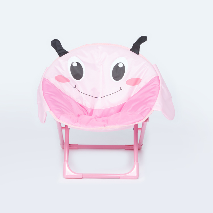 Juniors Butterfly Printed Moon Chair