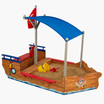 Kidkraft Pirate Sandboat Playset