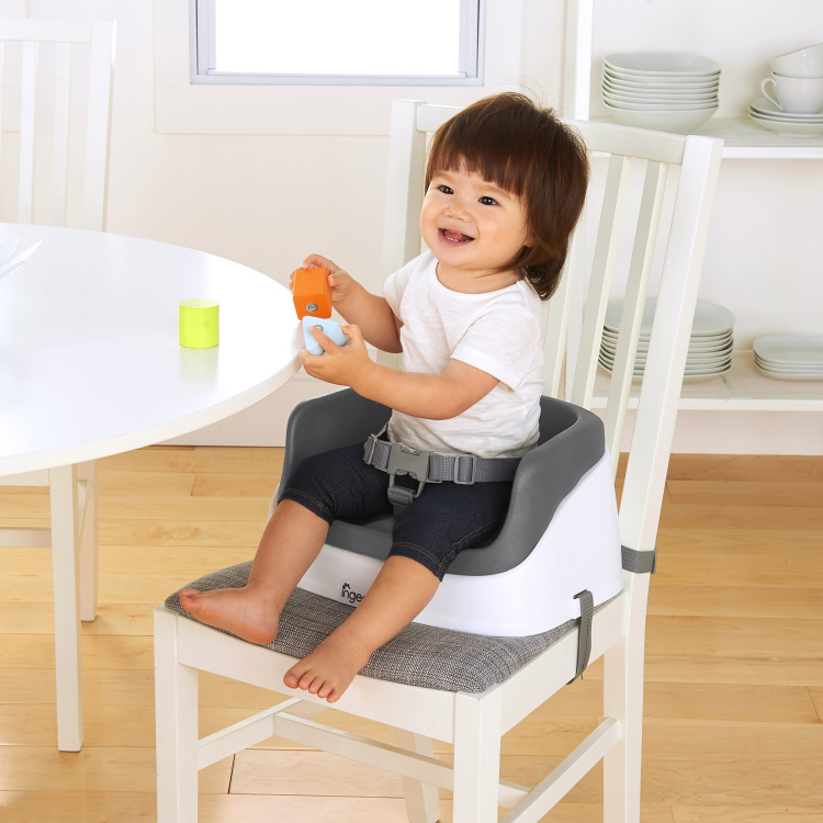 Bright Starts Smart Clean Toddler Booster