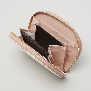 Charmz Zip Around Wallet with Wristlet