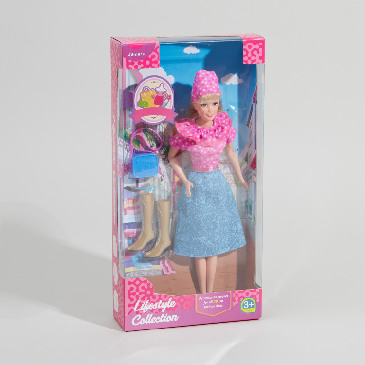 Juniors Lifestyle Collection Fashion Doll