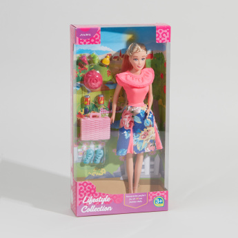Juniors My Picnic Time Doll Playset