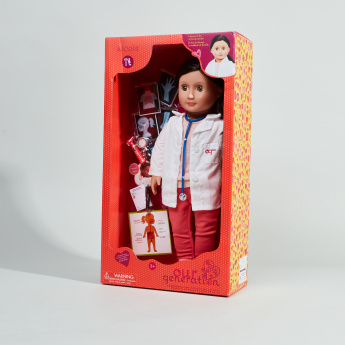 Our Generation Family Doctor Doll - Nicola