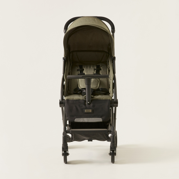 Giggles Porter 3-Fold Baby Stroller with Swivel Wheels