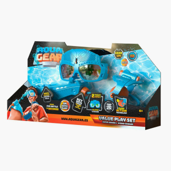 Aqua Gear 2-Piece Value Playset