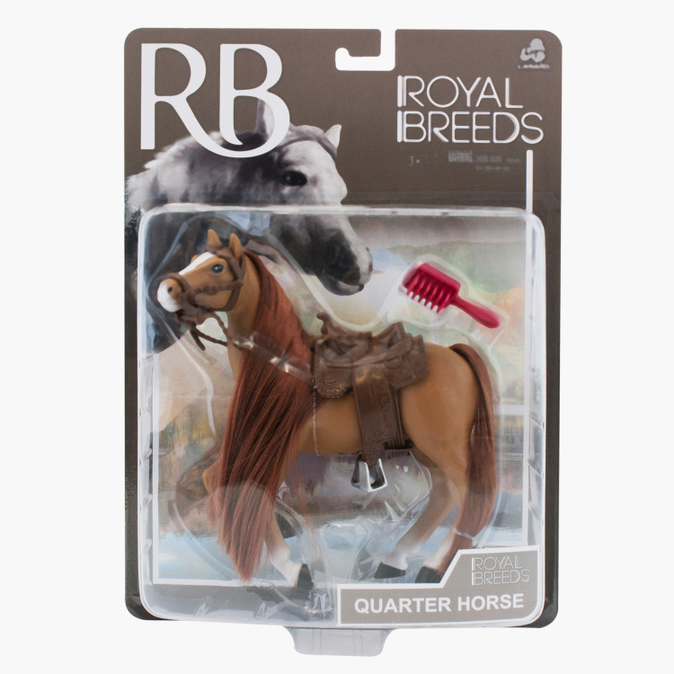 RB royal breeds Arabian Stallion collectible toy
