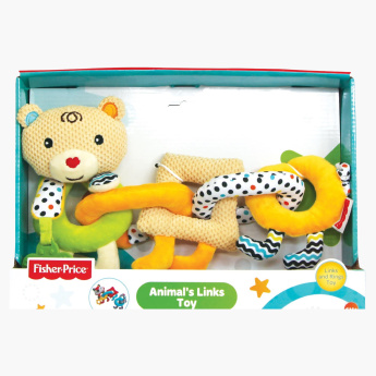 Fisher Price Animal's Links Toy