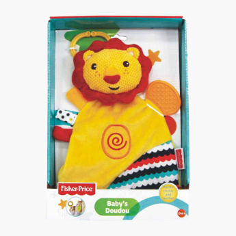 Fisher-Price Baby's Doudou Activity Toy