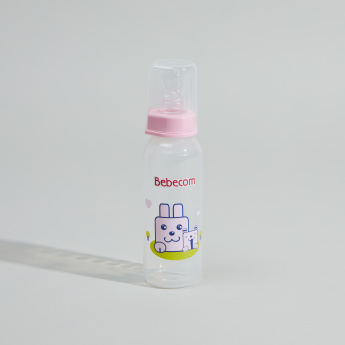 Bebecom Standard Plastic Bottle - 250 ml