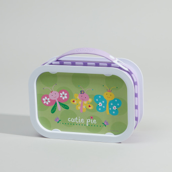Yubo Printed Lunch Box
