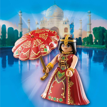Playmobil Indian Princess Playset