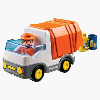 Playmobil Waste Truck Playset