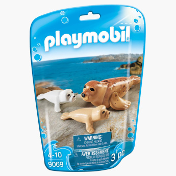 Playmobil Seal Playset