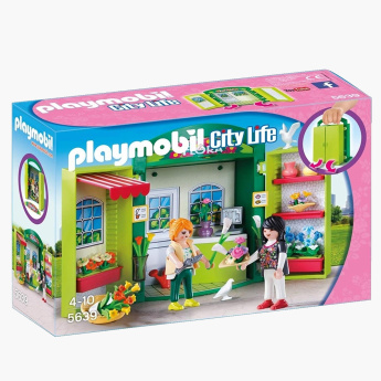 Playmobil Flower Shop Playset