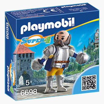 Playmobil Royal Guard Sir Ulf Playset