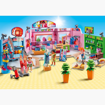 Playmobil Shopping Plaza Playset