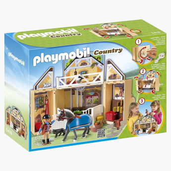 Playmobil My Secret Horse Stable Play Box Playset