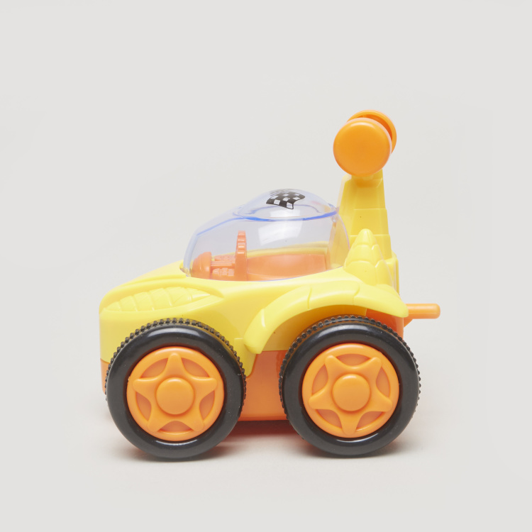 Stunt Vehicle Toy