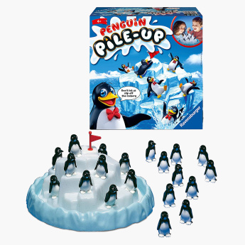 Ravensburger Penguin Pile Up Board Game