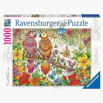 Ravensburger Puzzle - Tropical Feeling