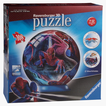 Ravensburger Spider-Man 108-Piece Puzzle Ball