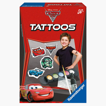 Ravensburger Cars 2 Tattoos