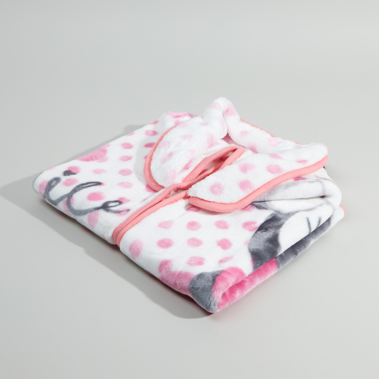Minnie Mouse Blanket Nest - 85x90 cms