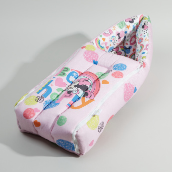 Minnie Mouse Printed Padded Sleeping Bag