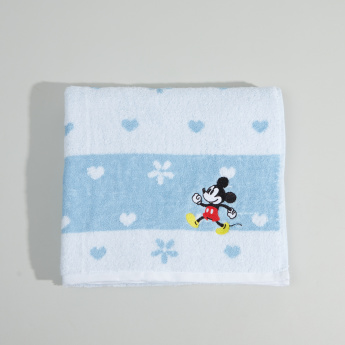 Mickey Mouse Jacquard Towel – 60x120 cms