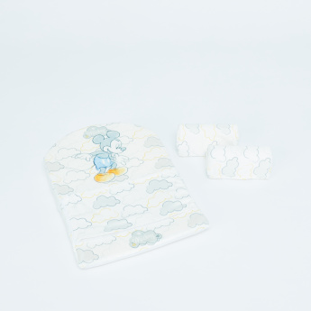 Mickey Mouse Printed Memory Foam Sleep Positioner