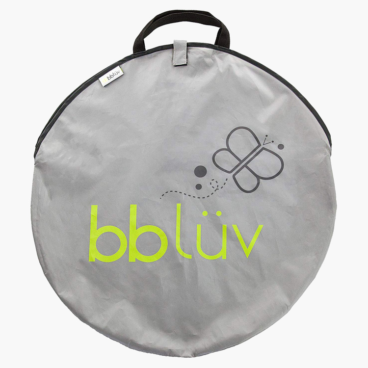 Bbluv Mini 2-in-1 Travel Bed and Play Tent